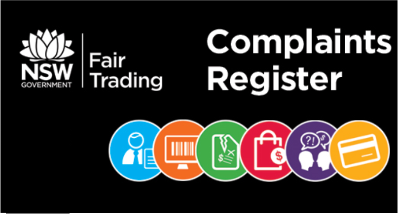 New Complaints Register and Impact on Building Industry